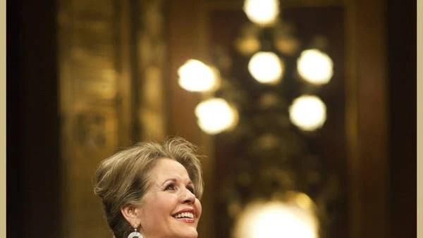 De regreso. La soprano cantó por última vez en el Colón en 2012, y deslumbró al público. (Foto: Teatro Colón)