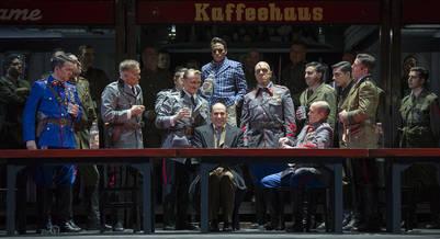 Die Soldaten, la ópera que sube a escena mañana martes en el teatro Colón