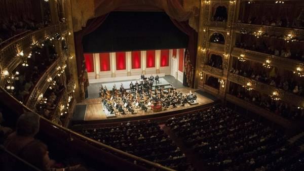 Equilibrio. Barenboim y la WEDO lograron un Mozart perfectamente contrastado. Foto: Pedro Lázaro Fernández.