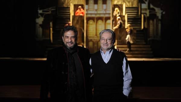 Zanetti y Rettig. Dos miradas profundas  para una misma puesta. Gustavo Castaing