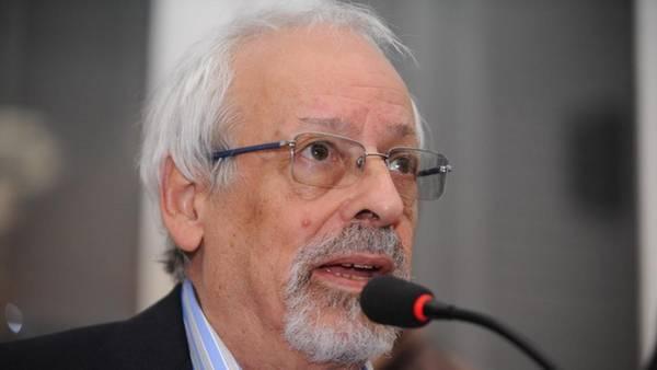 Horacio Verbitsky (Foto Martín Bonetto)