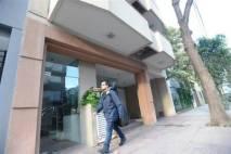 06-06-16 - Buenos Aires - Edificio de Jufré 87 en el barrio porteño de Villa Crespo donde se realizó un allanamiento por trata de personas. Foto: Luciano Thieberger.