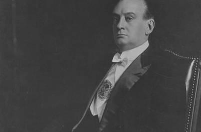 Retrato de Marcelo T. de Alvear como Presidente de la Nación | AGN