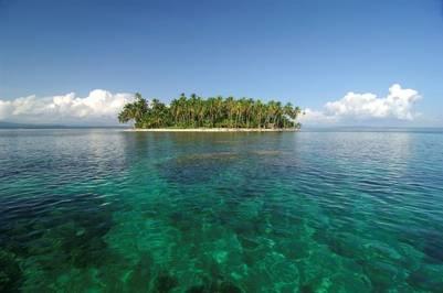 El archipiélago de San Blas, en Panamá (Getty Images).