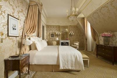 Suite F. Scott Fitzgerald, Ritz París.