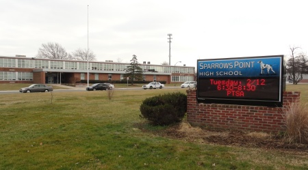 Sparrows Point High School Reunions  Baltimore MD