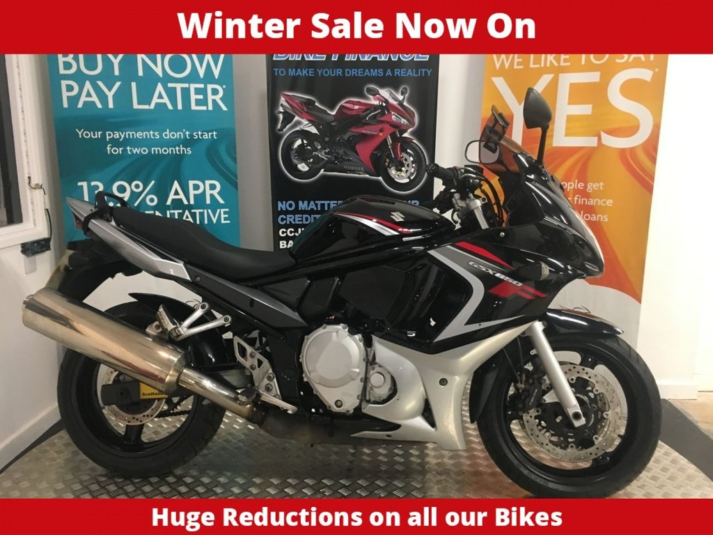 hight resolution of used 2008 57 suzuki gsx 650 f gsx 650 f