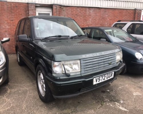 small resolution of 1999 land rover range rover 2 5 dt 5d auto 134 bhp
