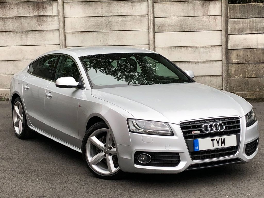 hight resolution of 2010 10 audi a5 2 0 sportback tdi s line 5d 168 bhp