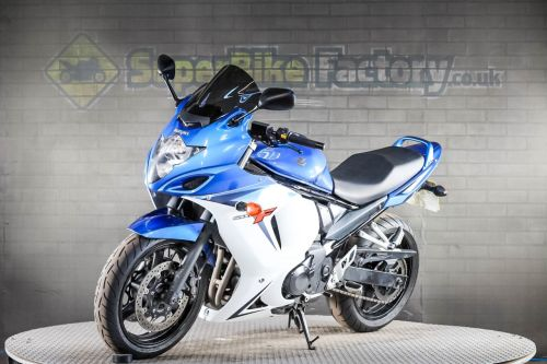 small resolution of  used 2013 63 suzuki gsx650 fl2 good bad credit accepted over 500 bikes