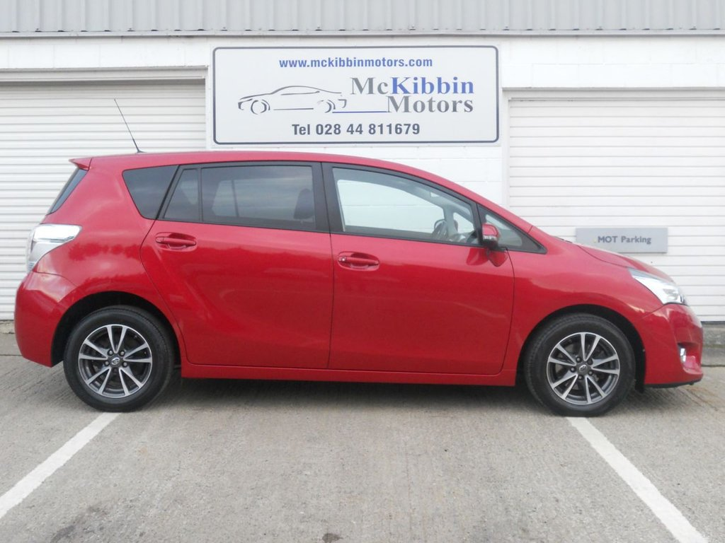 hight resolution of 2015 toyota verso 1 6 d 4d icon 5d 110 bhp