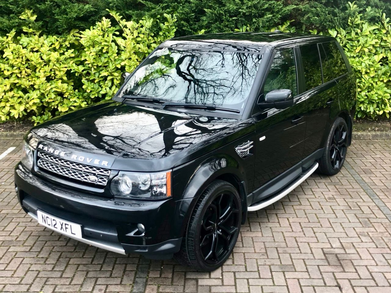 hight resolution of 2012 land rover range rover sport 3 0 sdv6 hse luxury 5d auto 255 bhp px swap