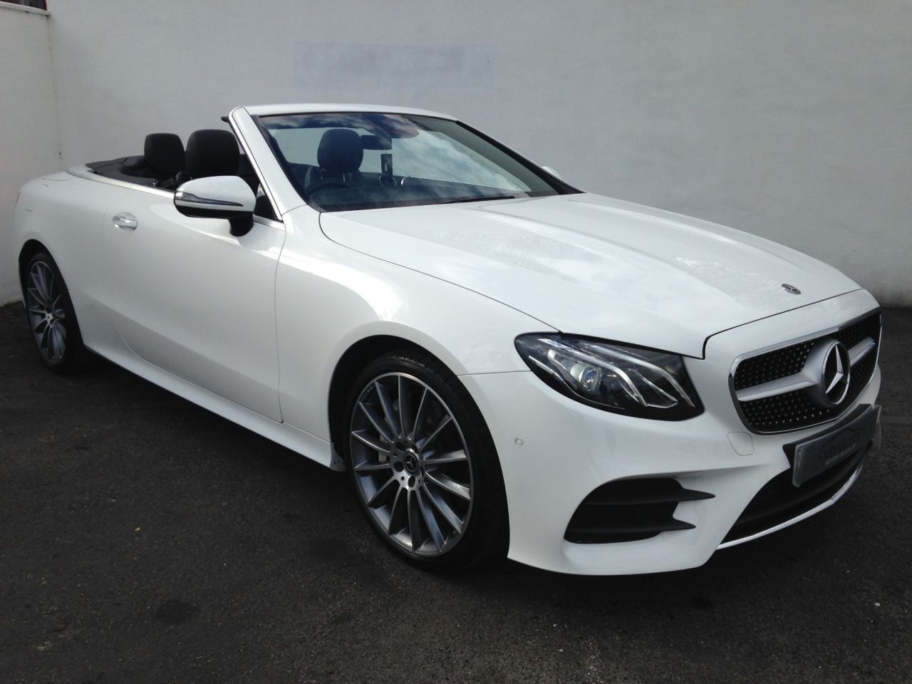 hight resolution of used 2018 18 mercedes benz e class 3 0 e 350 d 4matic amg line premium