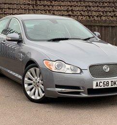 2009 58 jaguar xf 2 7 luxury v6 4d auto 204 bhp [ 1024 x 768 Pixel ]