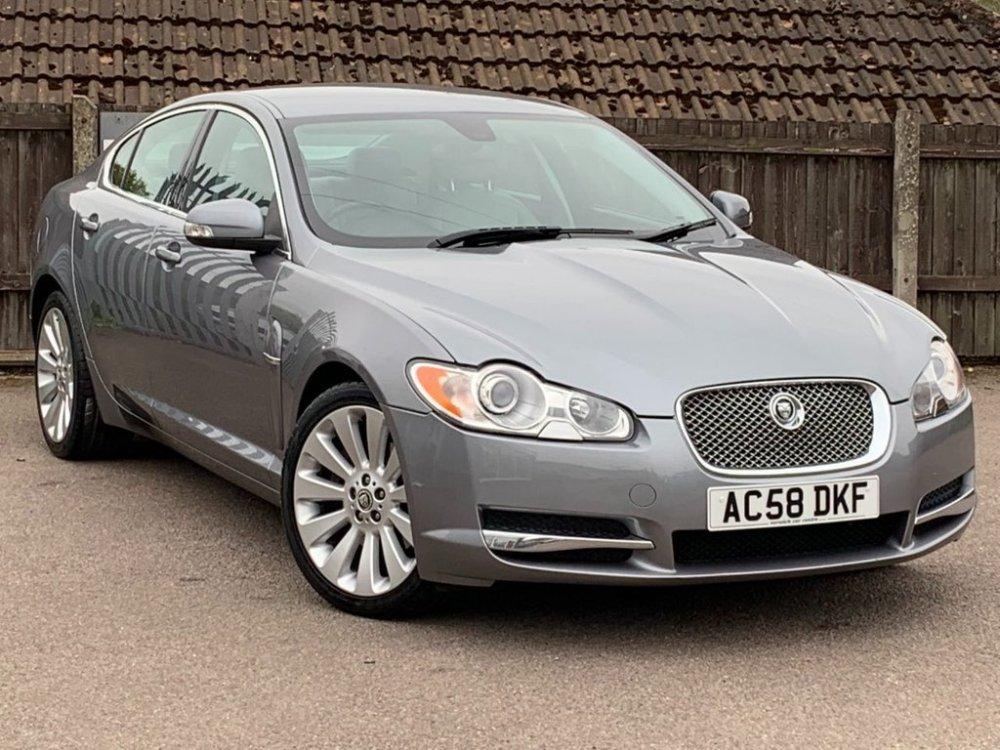 medium resolution of 2009 58 jaguar xf 2 7 luxury v6 4d auto 204 bhp