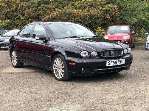 small resolution of 2008 58 jaguar x type 2 0 s 4d 129 bhp
