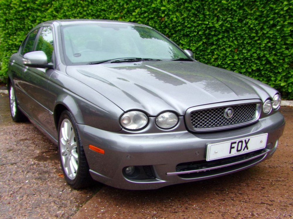 medium resolution of 2009 58 jaguar x type 2 0 s 4d 129 bhp