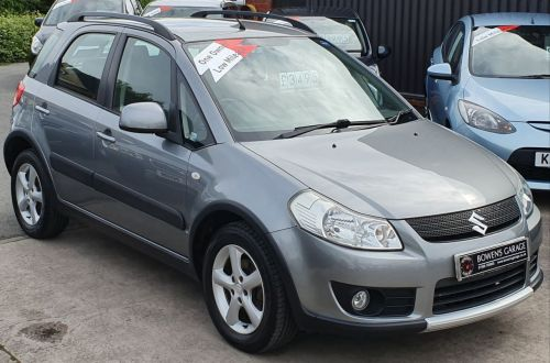 small resolution of used 2008 58 suzuki sx4 1 6 glx 5d 107 bhp 1 lady owner low miles