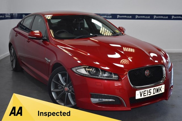 used jaguar cars in