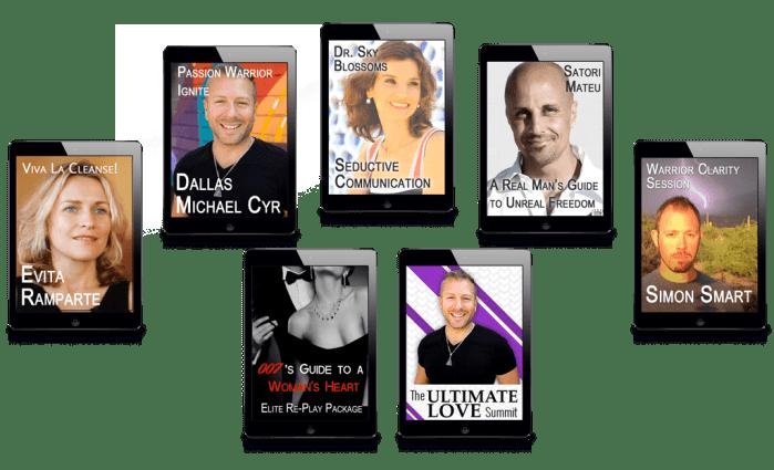 Product Bundle - 007s Guide to a Womans Heart – Elite Training Bundle
