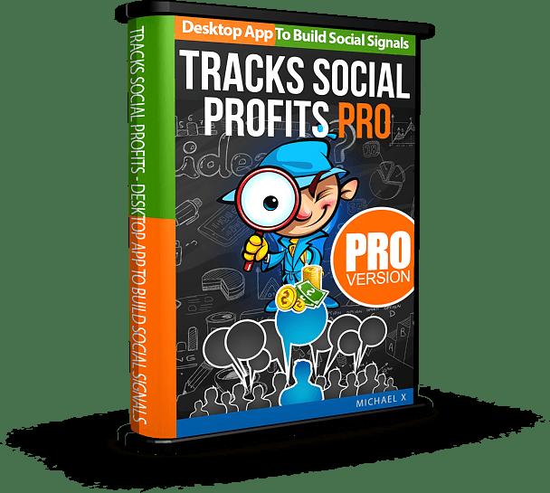 Tracks Social Profits Pro Main