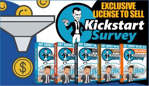 kickstart survey reviews