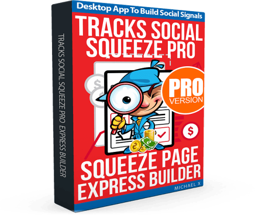 Tracks Social Pro Squeeze