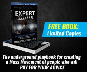 Expert Secrets ClickFunnels