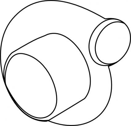 Turbo Compressor clip art clip arts, free clip art