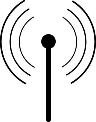 Wireless Wifi Symbol clip art clip arts, free clipart