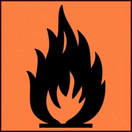sign symbol fire safety