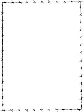 Revans filo spinato bordo ClipArt clip art, clipart gratis