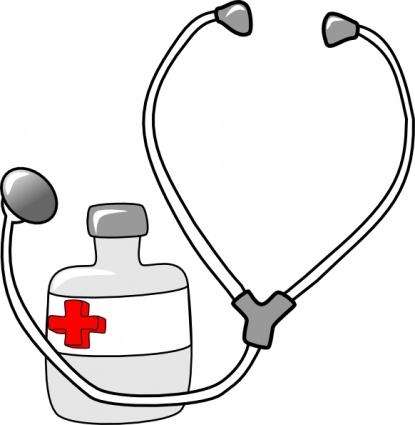 Red Cross Nurse Cartoon Health Medicine Stethoscope