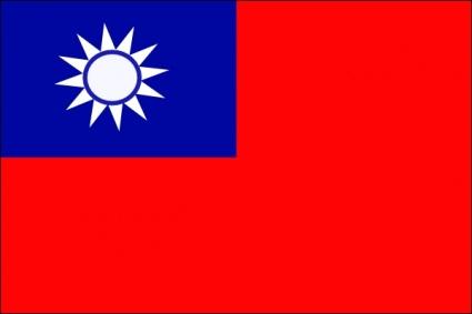 Resultado de imagem para taiwan bandeira