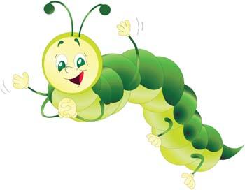 caterpillar 3 clip arts art