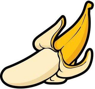 banana 9 clip arts free clipart