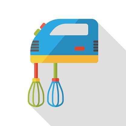 beater kitchen large white island 厨房用具打浆机平面图标premium clipart clipartlogo com 厨房用具打浆机平面图标