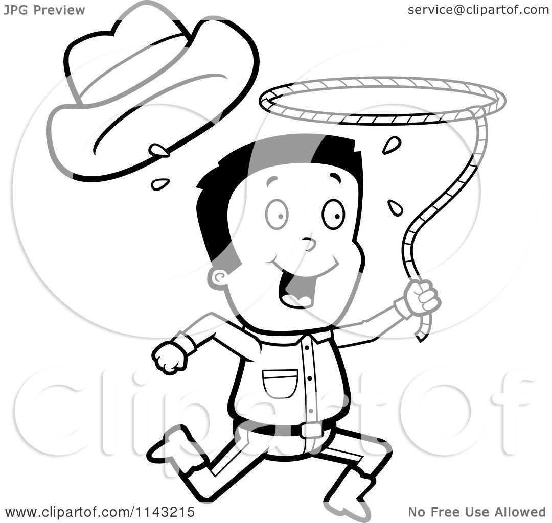Lariat Coloring Page Coloring Pages