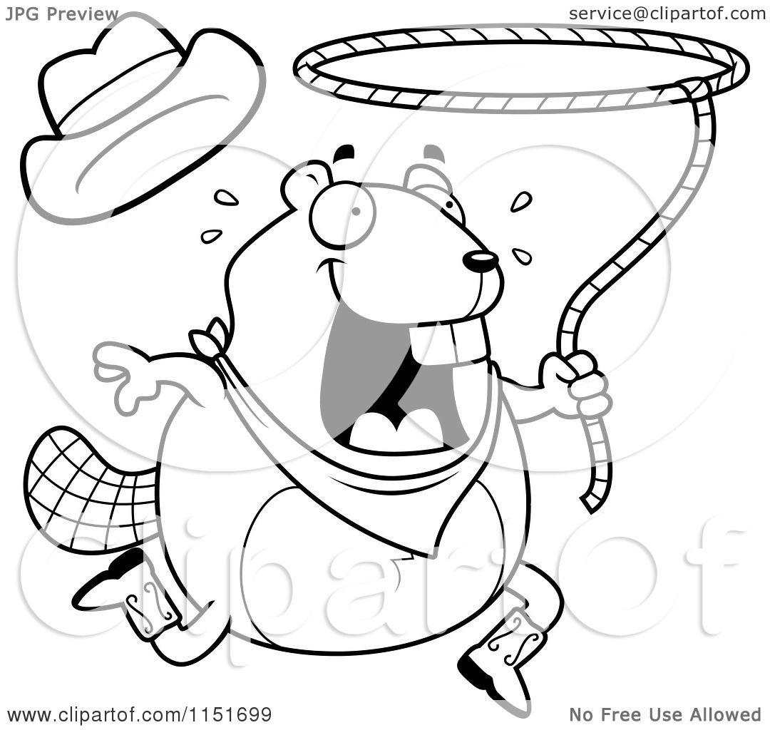Clipart Beaver