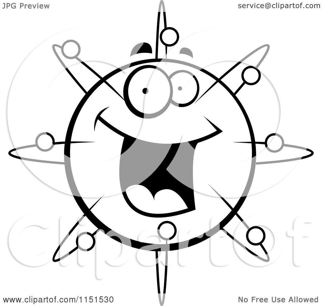 Atoms And Molecules Coloring Sheets Coloring Pages