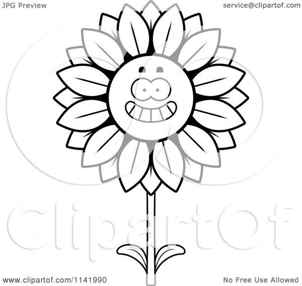 cartoon clipart of black
