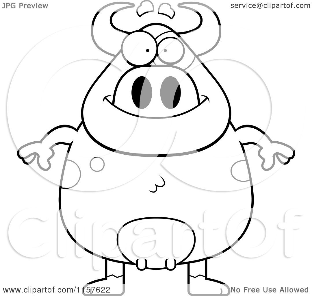 Free Clipart Of Cow