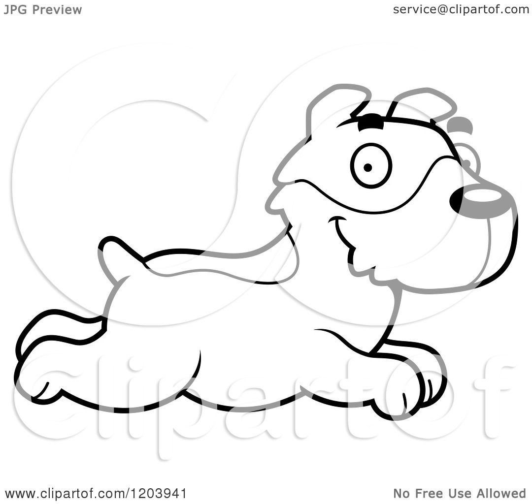 Jack Russell Coloring Pages