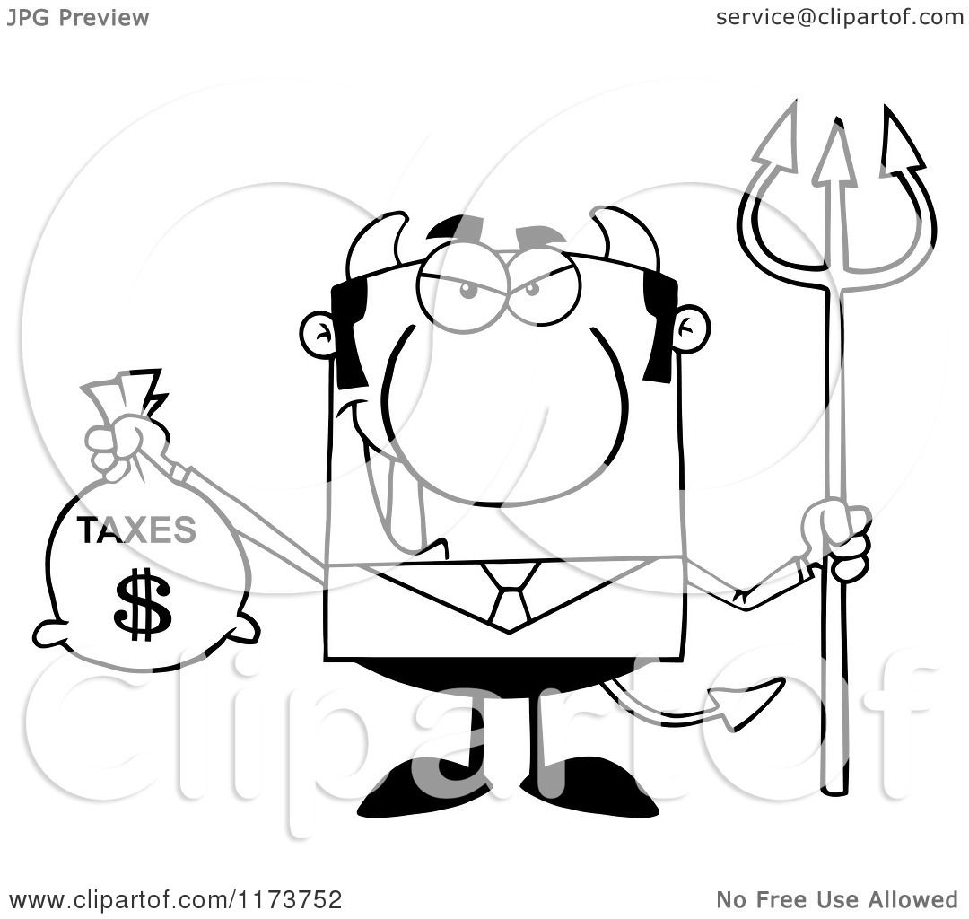 Bag Of Money Clipart