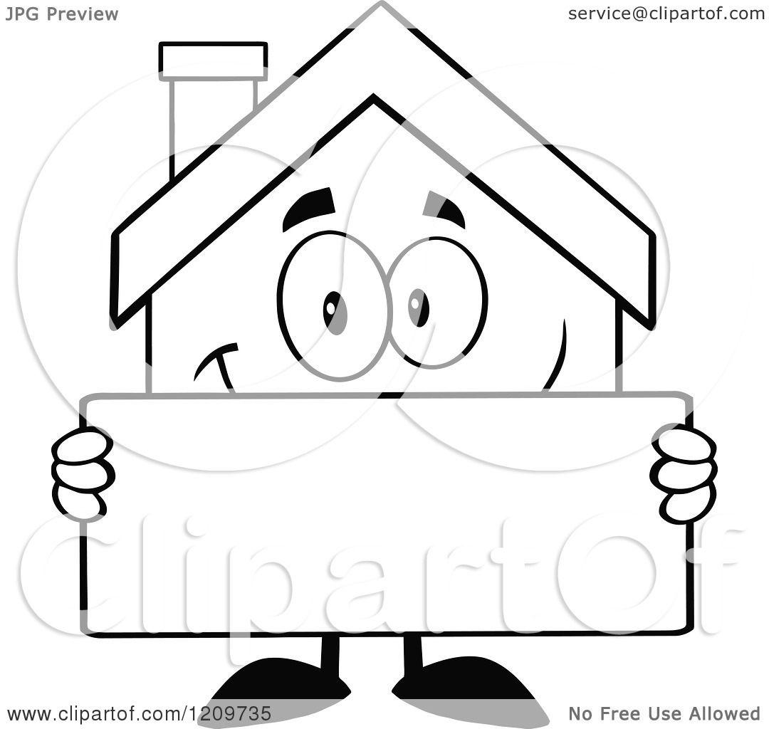 No House Sign