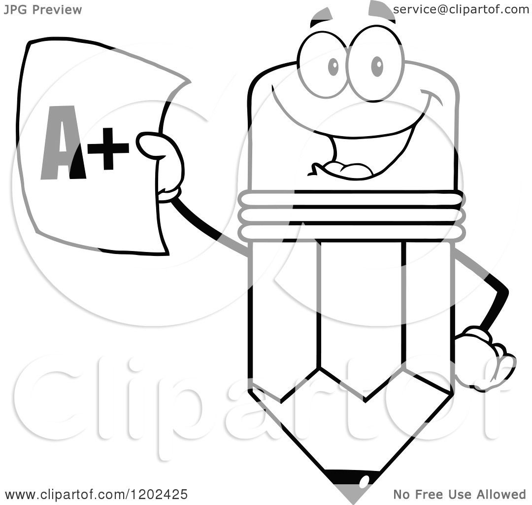 Home Sweet Home: Report Card Clip Art