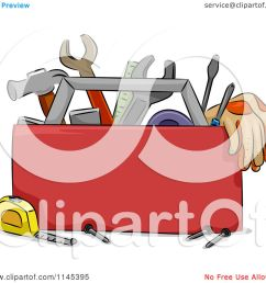 cartoon of a carpentry tool box royalty free vector clipart by bnp design studio [ 1080 x 1024 Pixel ]