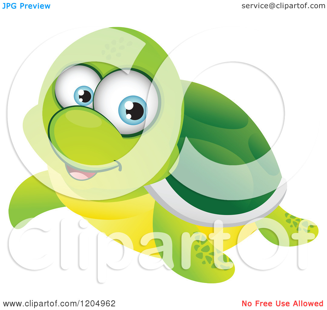 hight resolution of cute baby turtle cartoon with big eyes photo 23