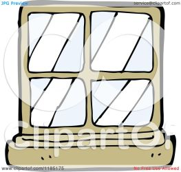 window cartoon pane lineartestpilot royalty vector illustration without collc0180 protected copyright law