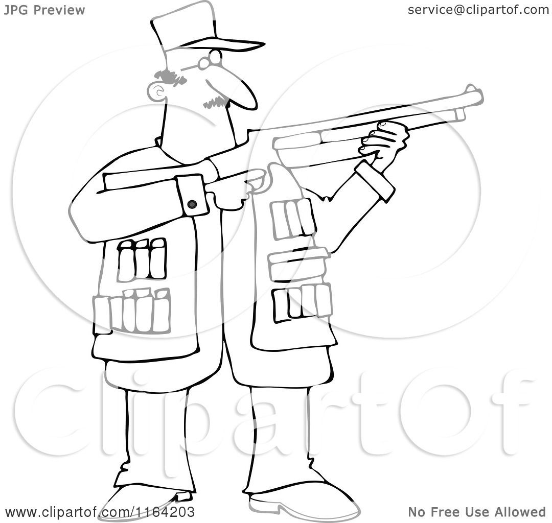 Glock Coloring Pages